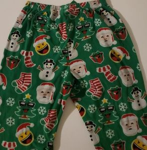 """🦋Youth""""The Children's Place"""" Christmas Emoji Pant"""